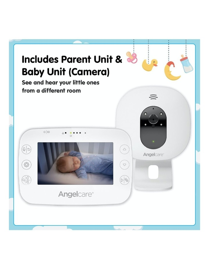 Baby Care Video and Sound Monitor AC320 image 2