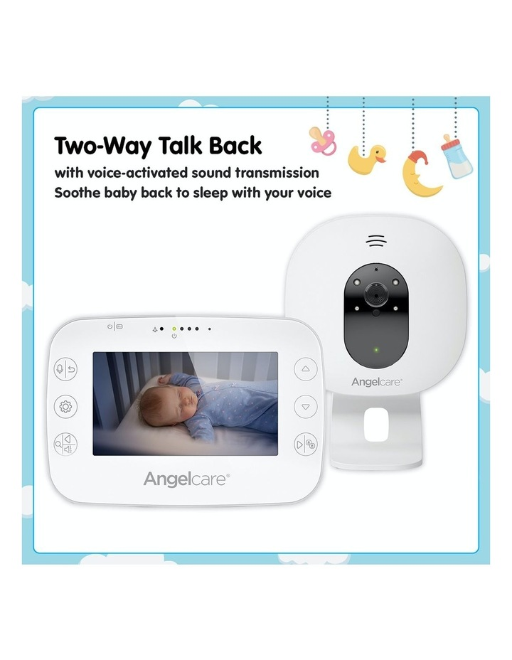 Baby Care Video and Sound Monitor AC320 image 4