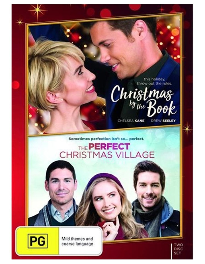 Christmas By The Book / The Perfect Christmas Village | Christmas Double DVD image 1
