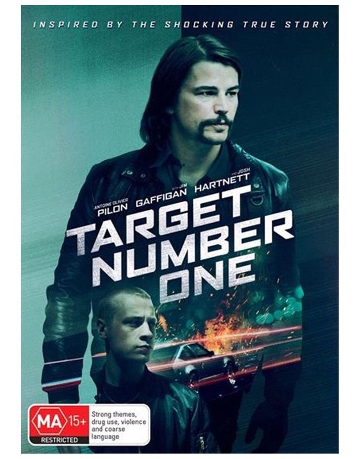 Target Number One DVD image 1
