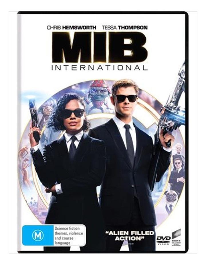 Men In Black - International DVD image 1