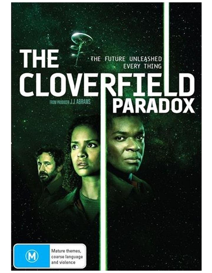 Cloverfield Paradox DVD image 1