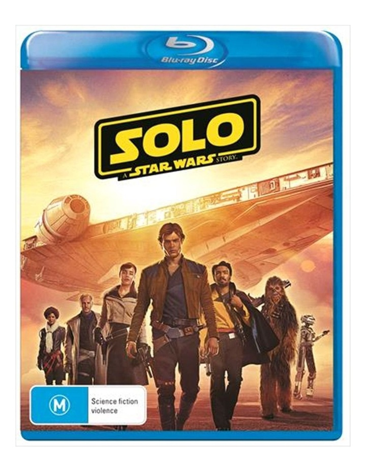 Solo - A Star Wars Story Blu-ray image 1