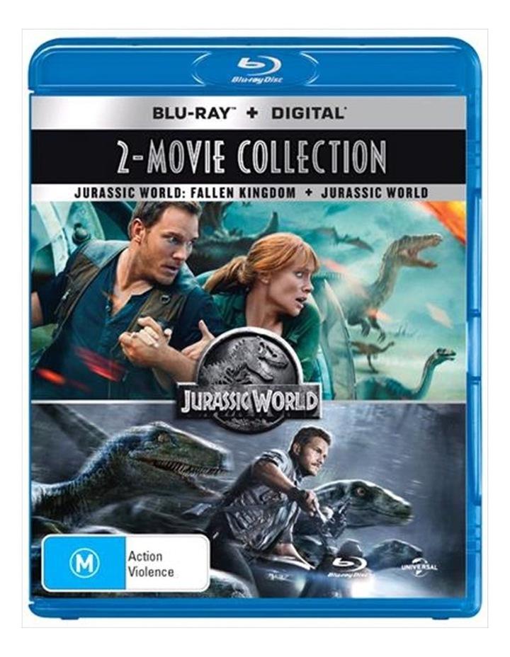 Jurassic World / Jurassic World - Fallen Kingdom Blu-ray image 1