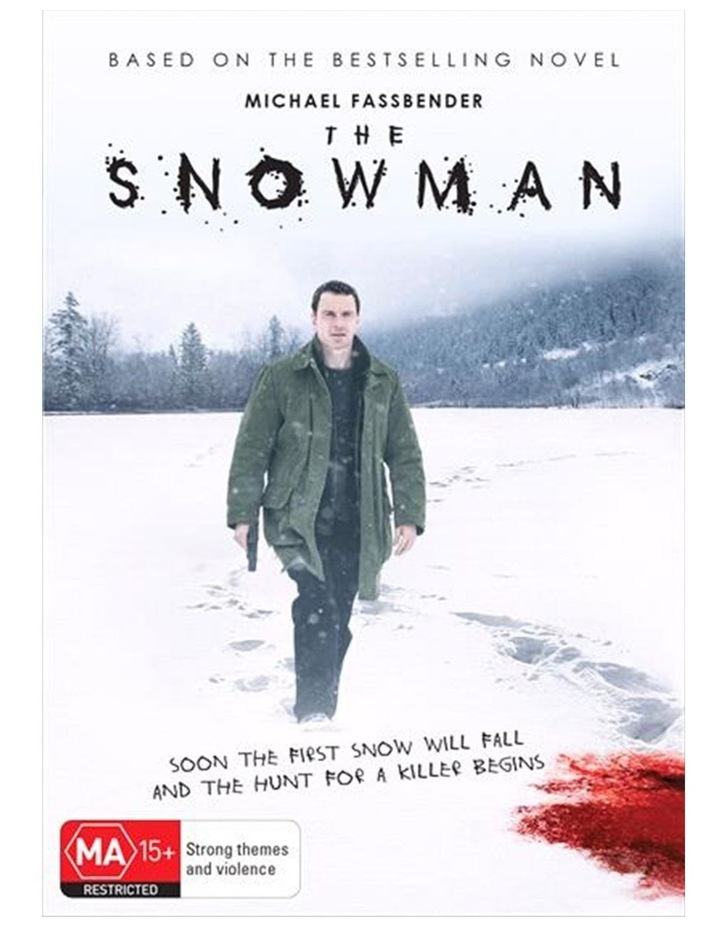 Snowman DVD image 1