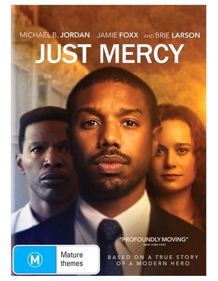 Just Mercy DVD image 1