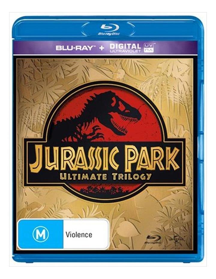 Jurassic Park - Ultimate Trilogy Blu-ray image 1