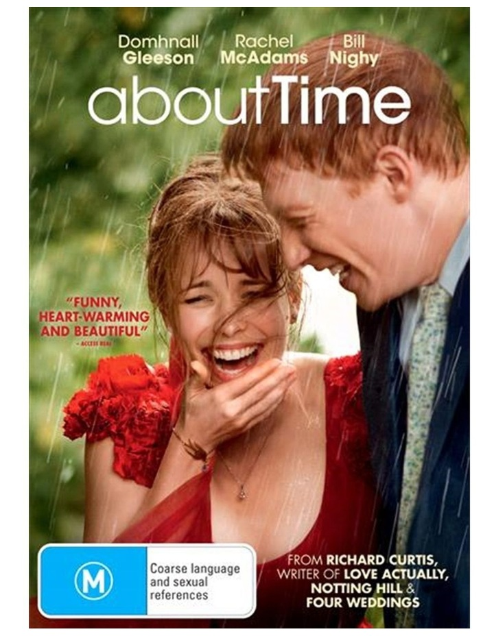 About Time DVD image 1
