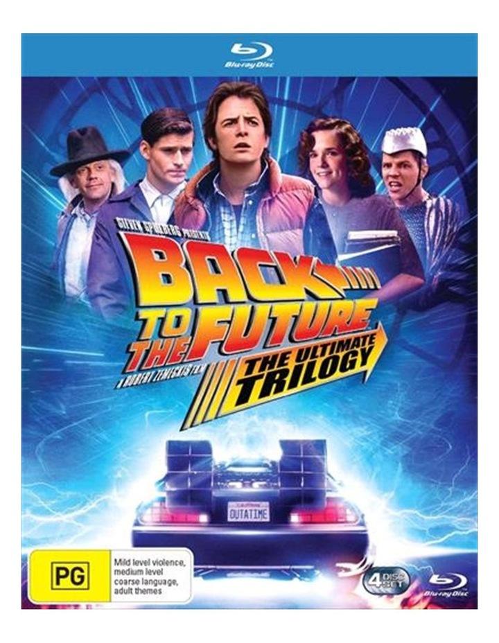 Back To The Future / Back To The Future 2 / Back To The Future 3 | Remastered - 3 Movie Franchise Pa Blu-ray image 1