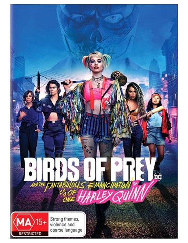 Birds Of Prey DVD image 1