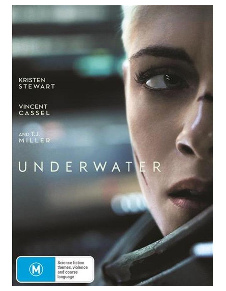 Underwater DVD image 1