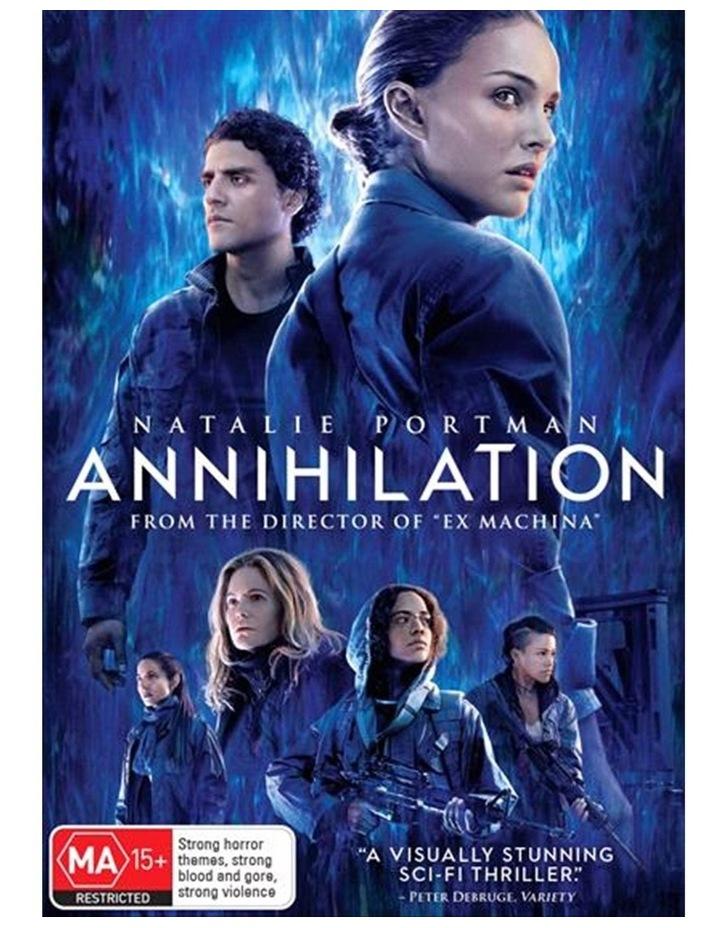 Annihilation DVD image 1