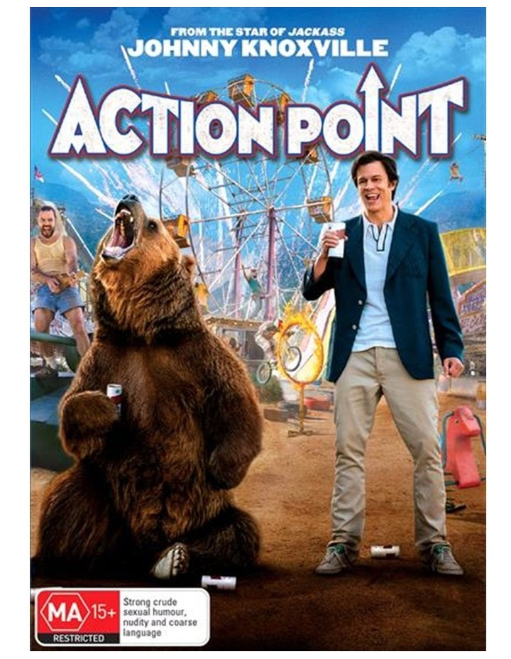 Action Point DVD image 1