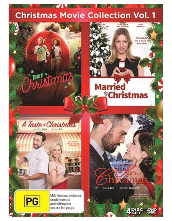 Christmas Movie Collection - Vol 1 DVD image 1