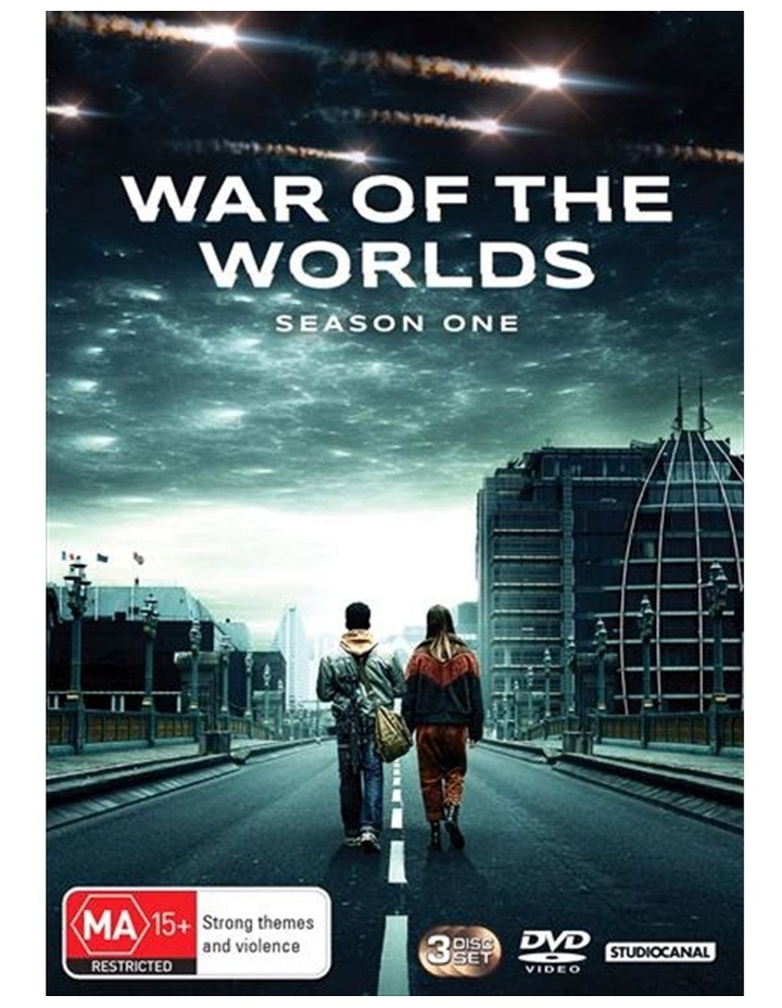 War Of The Worlds - Season 1 DVD image 1