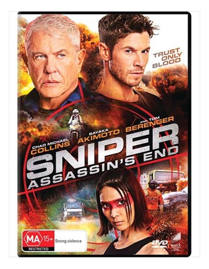 Sniper - Assassin's End DVD image 1