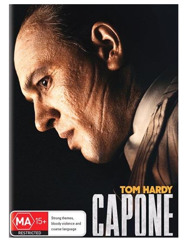 Capone DVD image 1