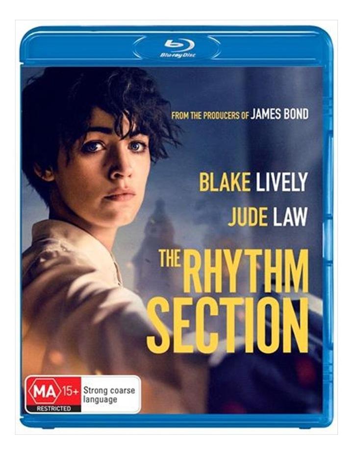 The Rhythm Section Blu-ray image 1