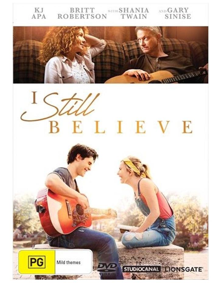 I Still Believe DVD image 1