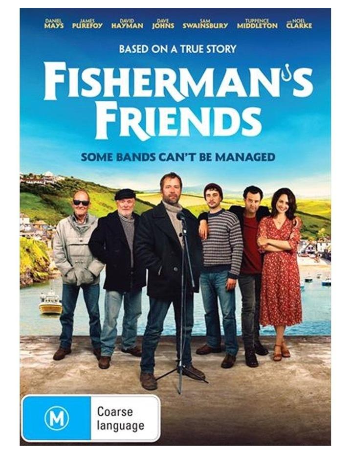 Fisherman's Friends DVD image 1