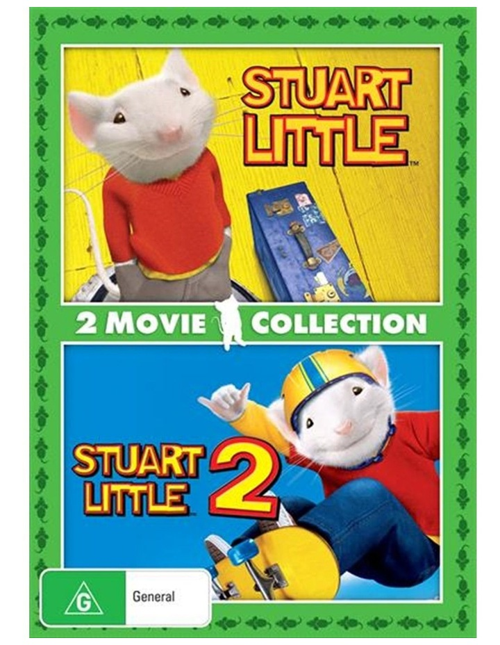 Stuart Little / Stuart Little 2 DVD image 1