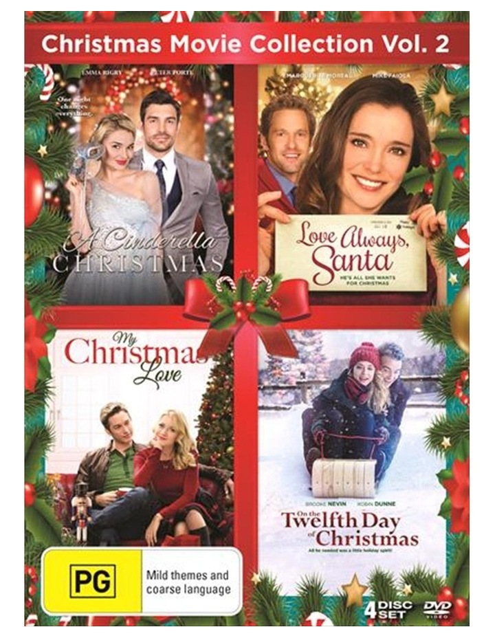 Christmas Movie Collection - Vol 2 DVD image 1