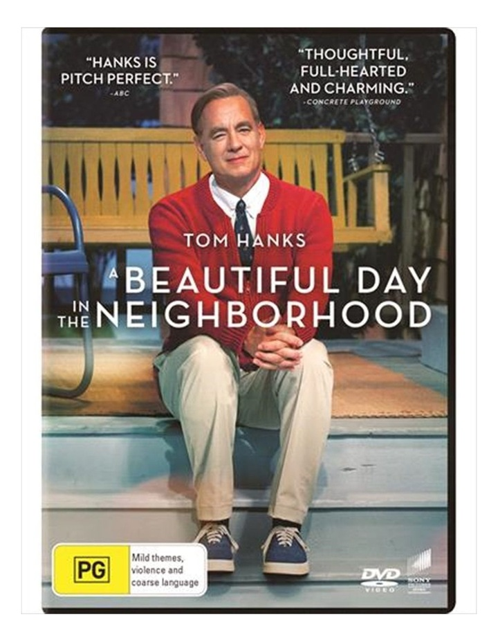 A Beautiful Day In The Neighborhood DVD image 1
