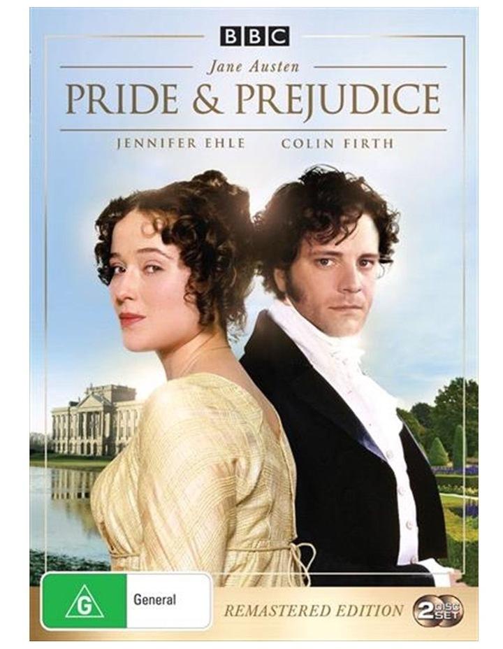 Pride And Prejudice Remastered DVD image 1