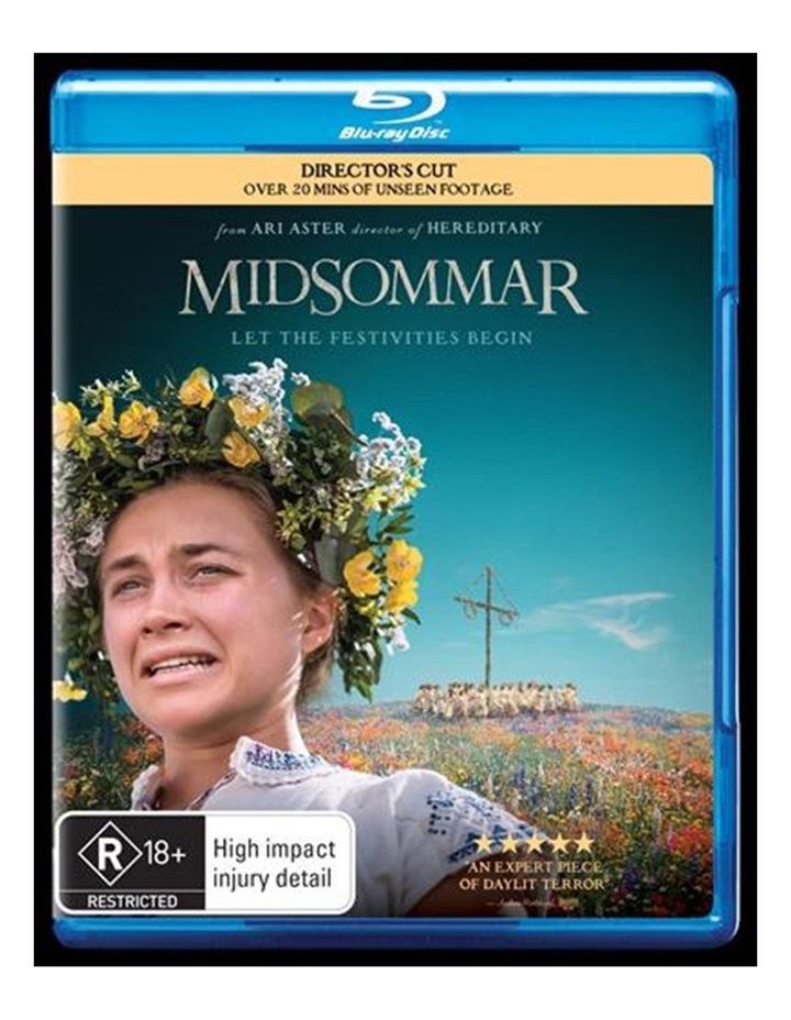 Midsommar - Director's Cut Edition Blu-ray image 1