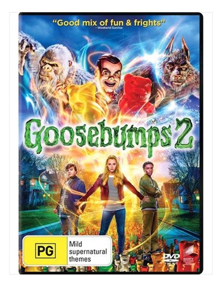 Goosebumps 2 - Haunted Halloween DVD image 1