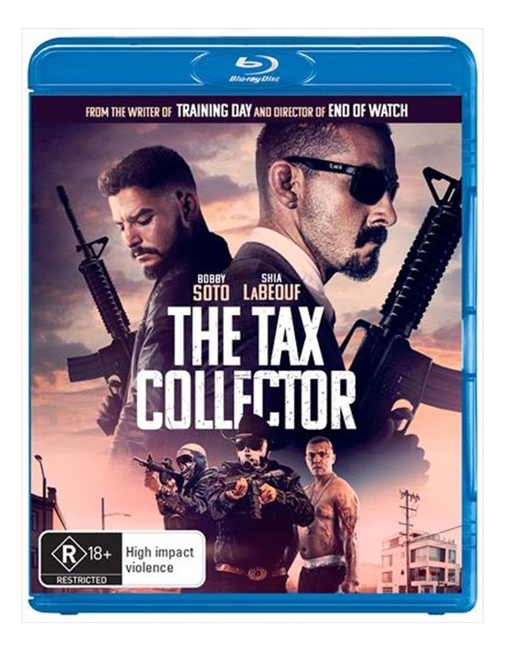 The Tax Collector Blu-ray image 1