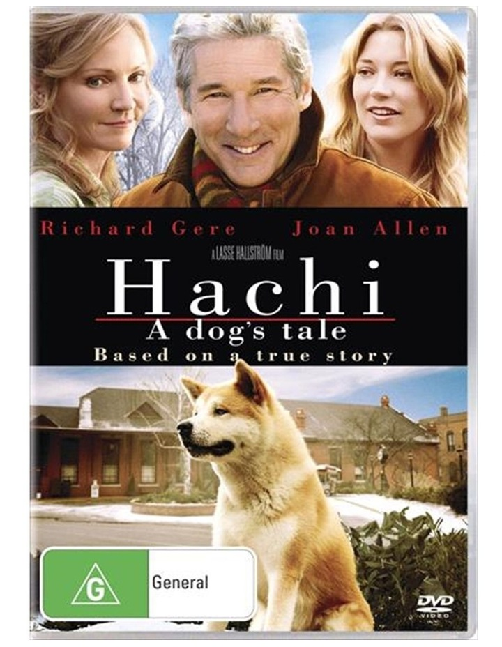 Hachi - A Dog's Tale DVD image 1