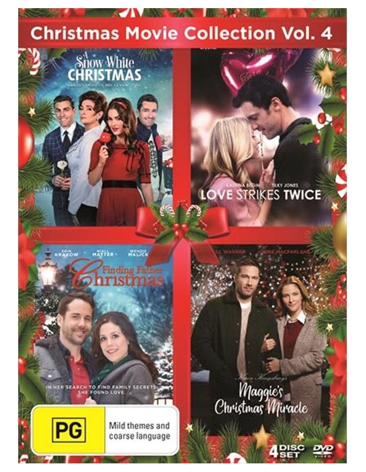 Christmas Movie Collection - Vol 4 DVD image 1
