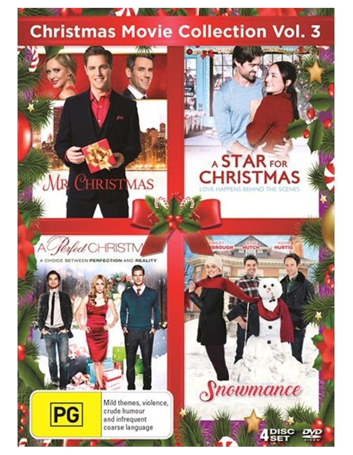 Christmas Movie Collection - Vol 3 DVD image 1