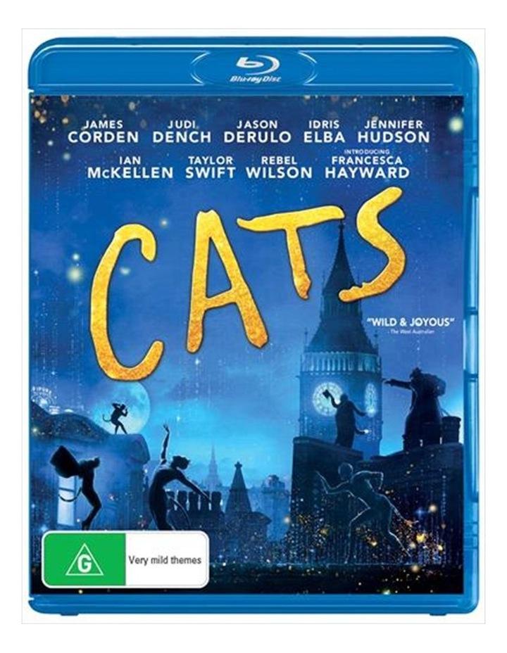 Cats Blu-ray image 1