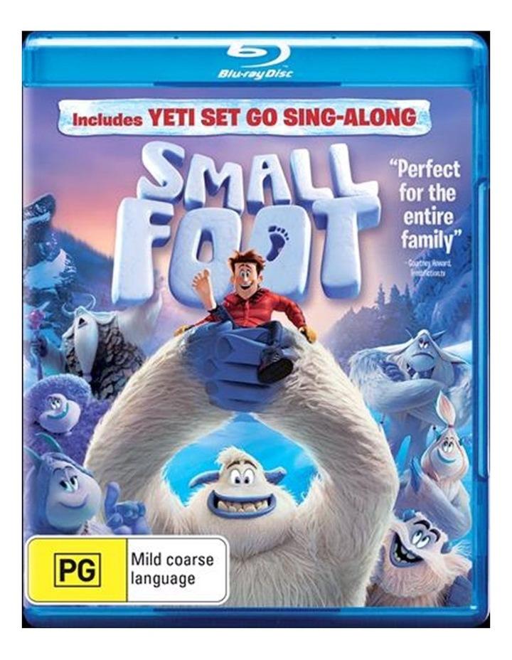 Smallfoot Blu-ray image 1