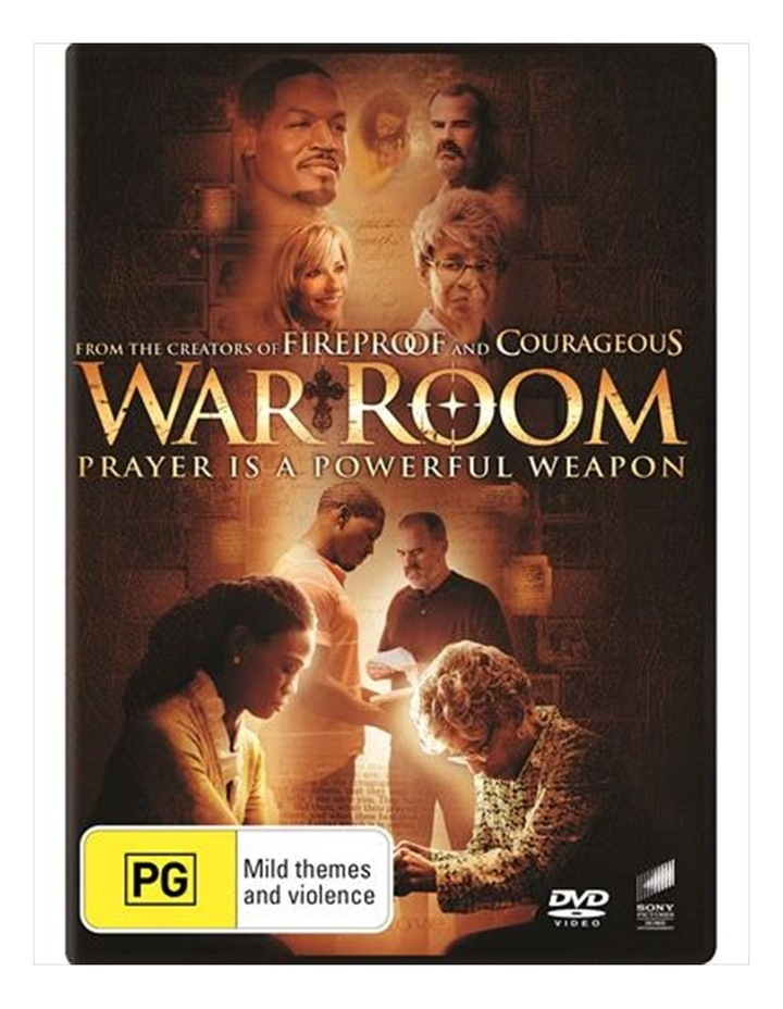 War Room DVD image 1