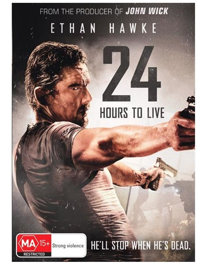 24 Hours To Live DVD image 1