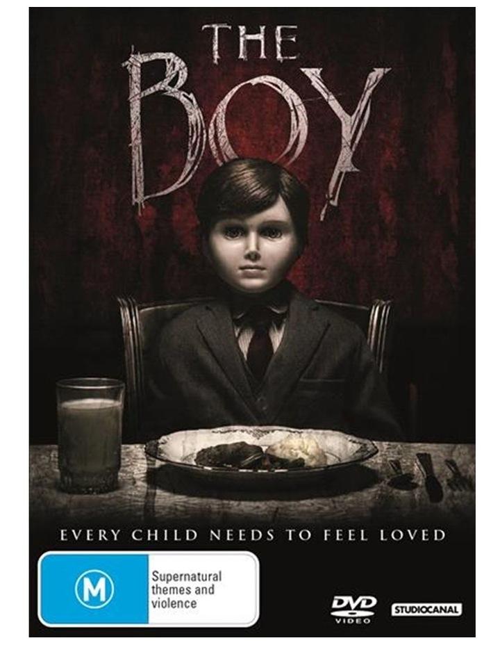 Boy DVD image 1