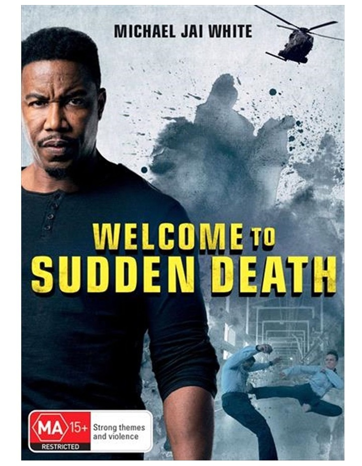 Welcome To Sudden Death DVD image 1