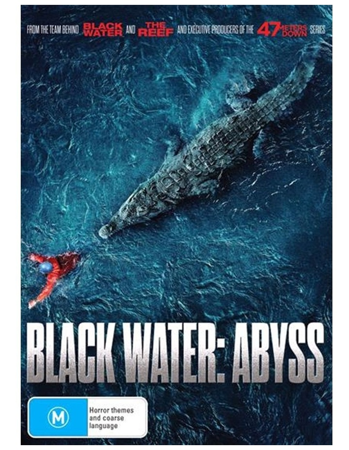 Black Water - Abyss DVD image 1