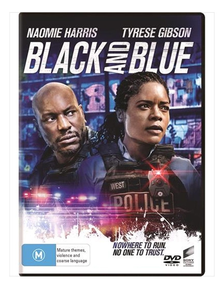 Black And Blue DVD image 1