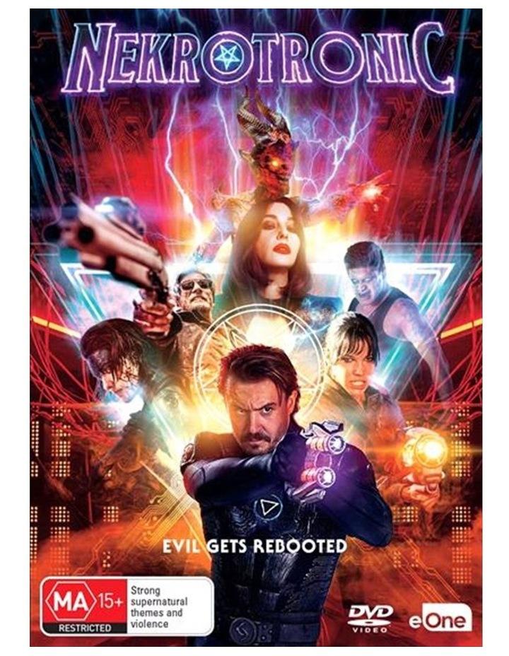 Nekrotronic DVD image 1