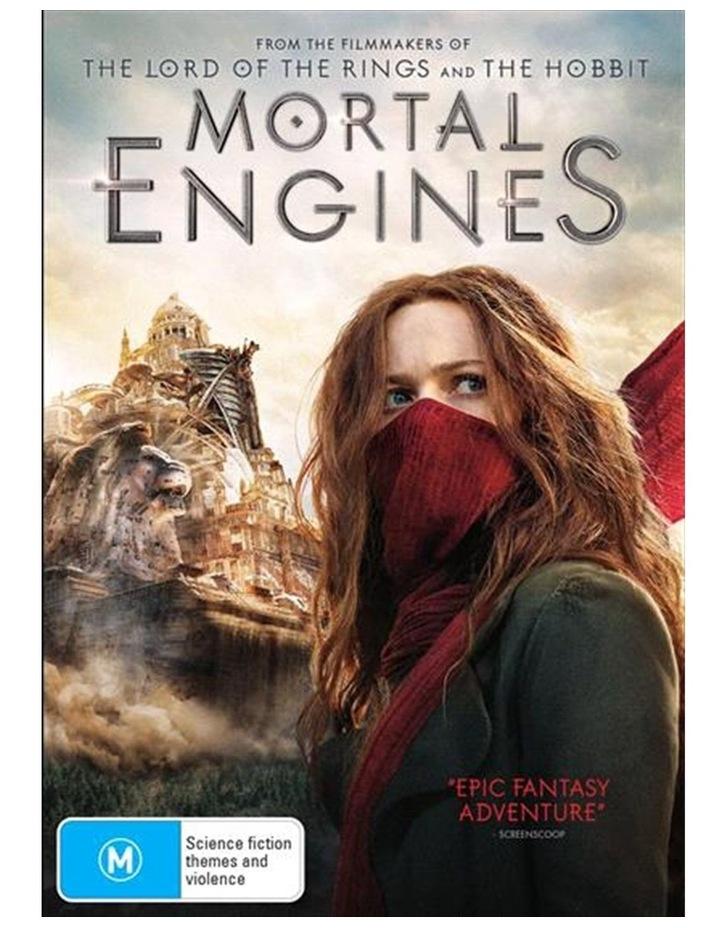 Mortal Engines DVD image 1