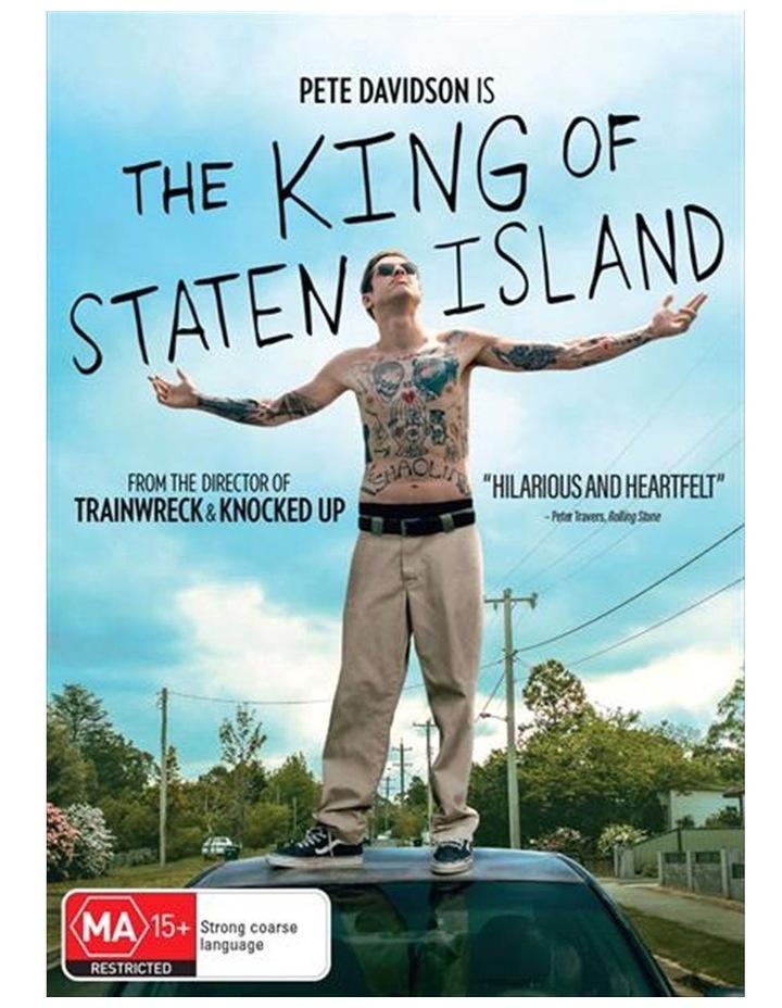 King Of Staten Island DVD image 1