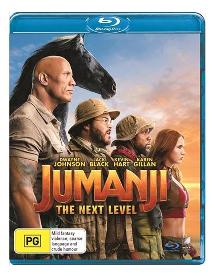 Jumanji - The Next Level Blu-ray image 1