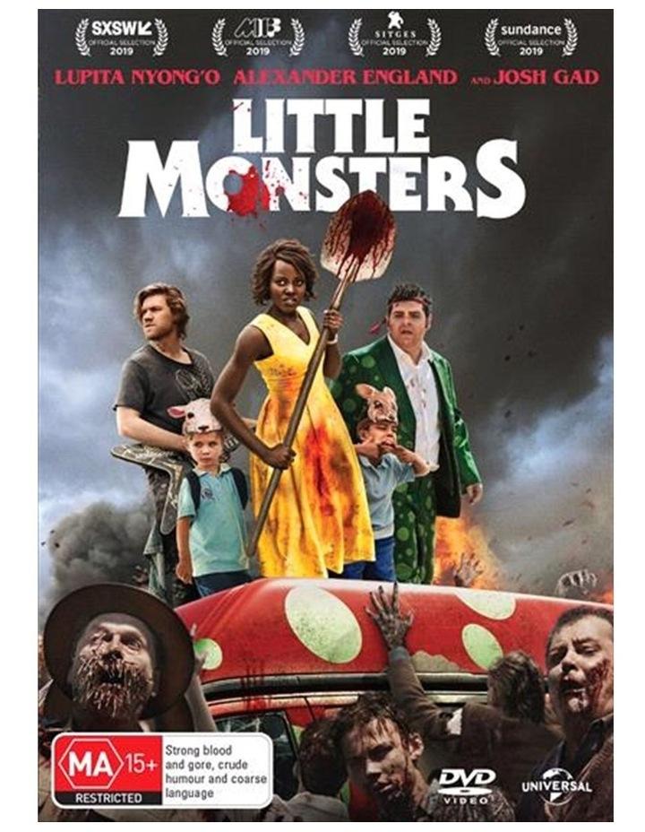 Little Monsters DVD image 1
