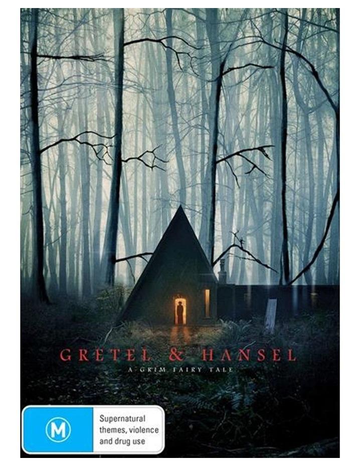 Gretel and Hansel DVD image 1