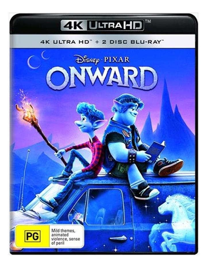Onward | Blu-ray   UHD image 1