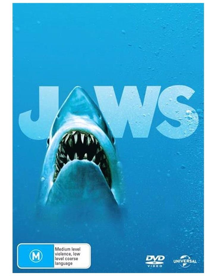 Jaws DVD image 1